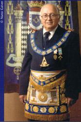 Past Grão-Mestre José Anes