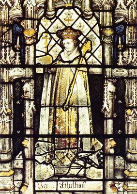 Athelstan from All Souls College Chapell