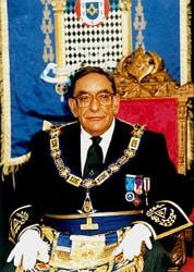 Past Grão-Mestre Fernando Teixeira