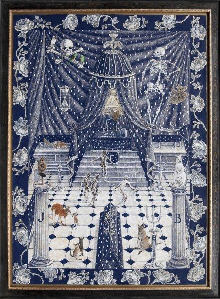 From Rite to Ritual - Danie Mellor